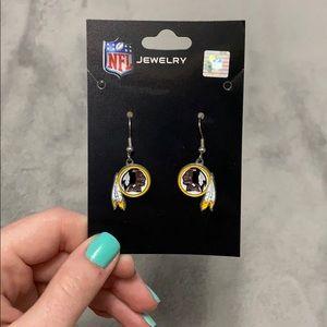 Washington Redskins Earrings